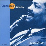 """An inexpensive through frustratingly brief overview of Julian """"Cannonball"""" Adderley's '60s tenure at Capitol Records, GREATEST HITS is a fine introduction to the alto saxophonist's soul-jazz era. """"Mercy Mercy Mercy,"""" a powerfully bluesy groove powered by some of Adderley's most impassioned playing, was an unexpected Top-20 hit in 1967. It's one of the few jazz chart hits of the rock era and easily the most exciting of that small number.<BR>The rest of the disc, including the excellent """"Jive Samba"""" and """"Country Preacher,"""" the title track from Adderley's phenomenal 1969 LP, is nearly as strong. Sidemen include Adderley's cornetist brother Nat and electric pianist Joe Zawinul, both of whom went on to lead their own bands in the '70s."""