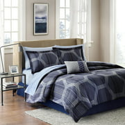 Home Essence Donovan Bed in a Bag Comforter Bedding Set