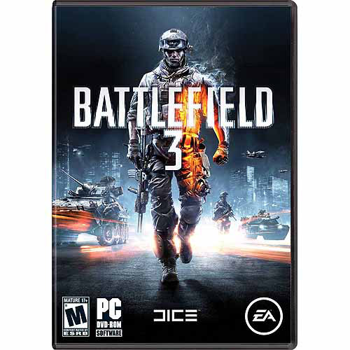Battlefield 3 (PC) (Digital Code)