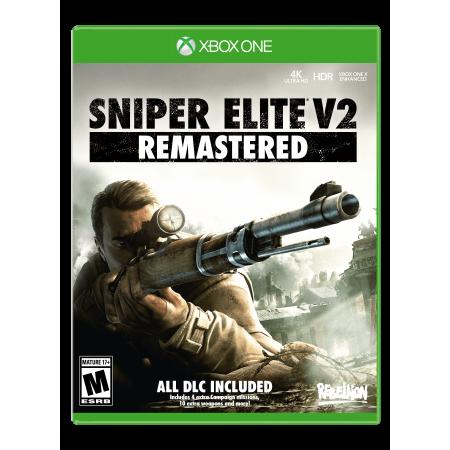 Sniper Elite V2 Remastered; Sold Out; Xbox One;