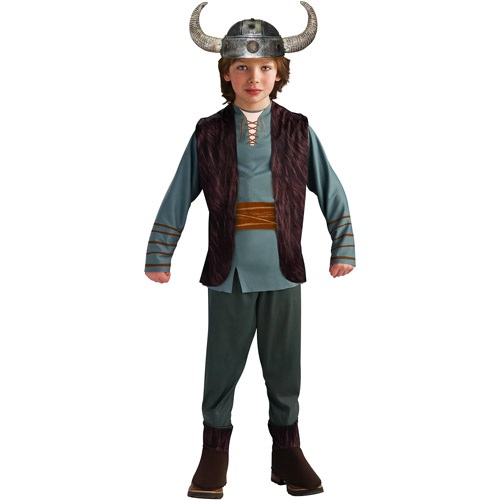 How To Train Your Dragon Hiccup Child Halloween Costume