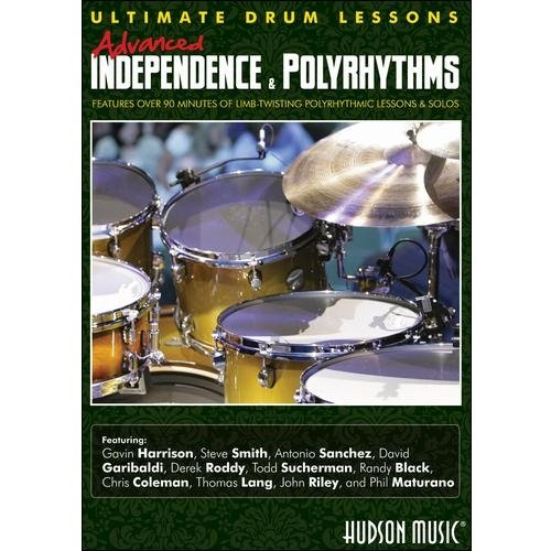Ultimate Drum Lessons: Advanced Independence & Polyrhythms
