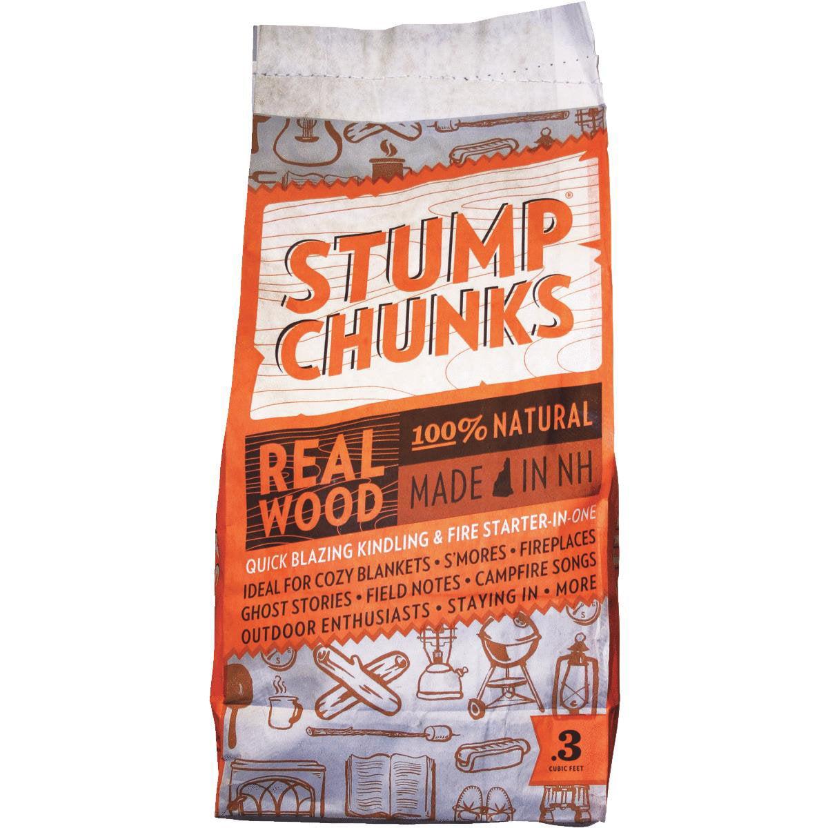 Stump Chunks Kindling & Fire Starter by Stump Chunks
