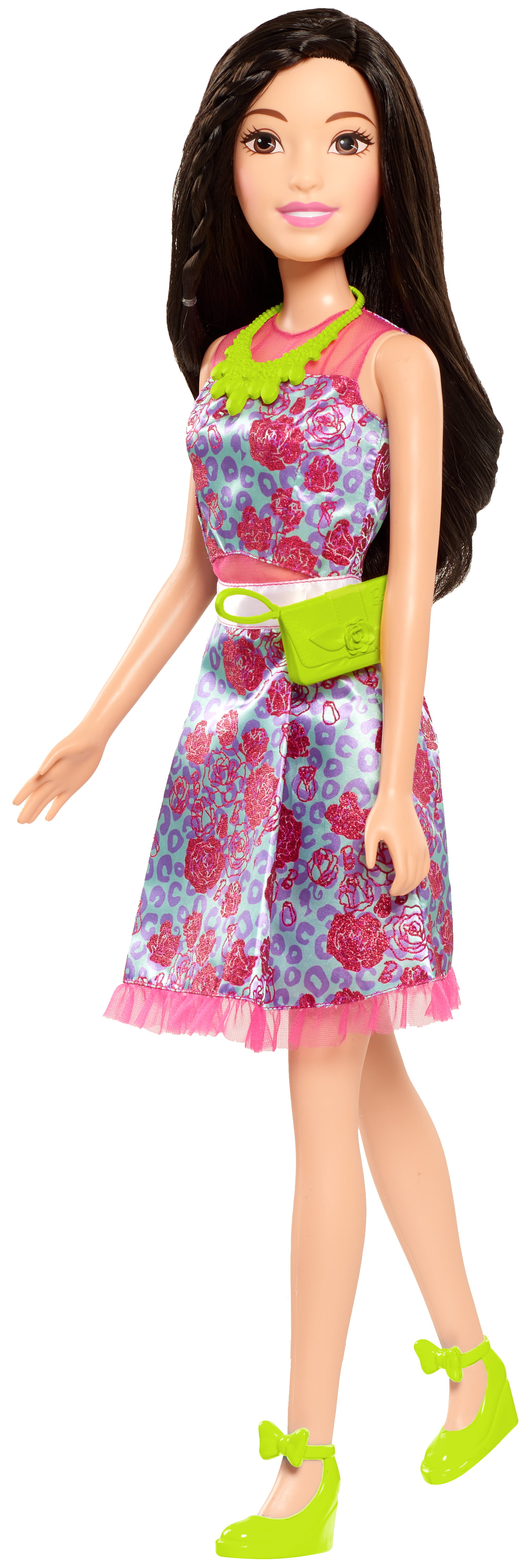 "Barbie 28"" Barbie Olivia Doll Brunette by Just Play"