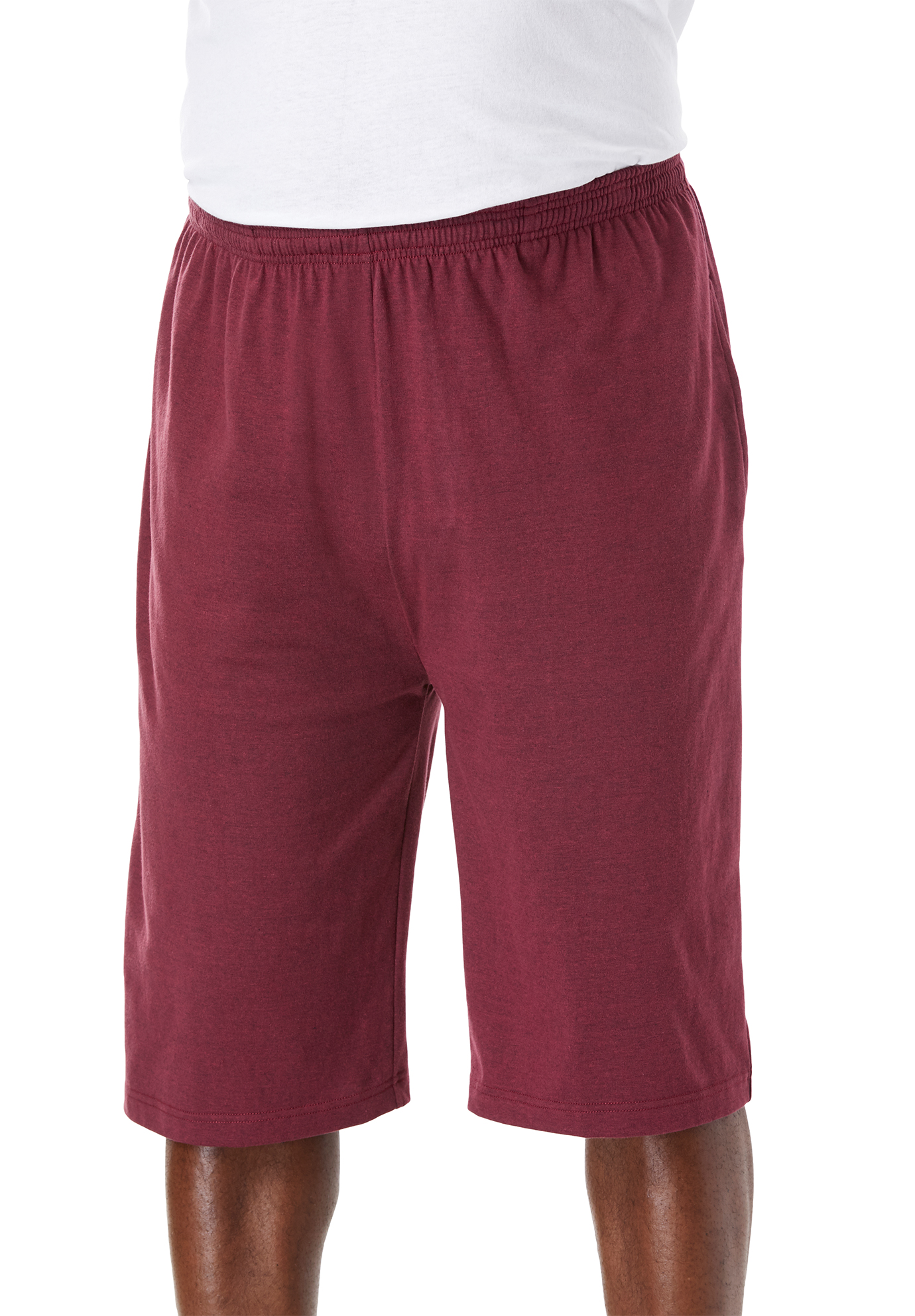 KingSize Mens Big /& Tall Lightweight Extra Long Shorts