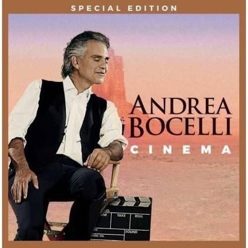Cinema Special Edition (CD/DVD)