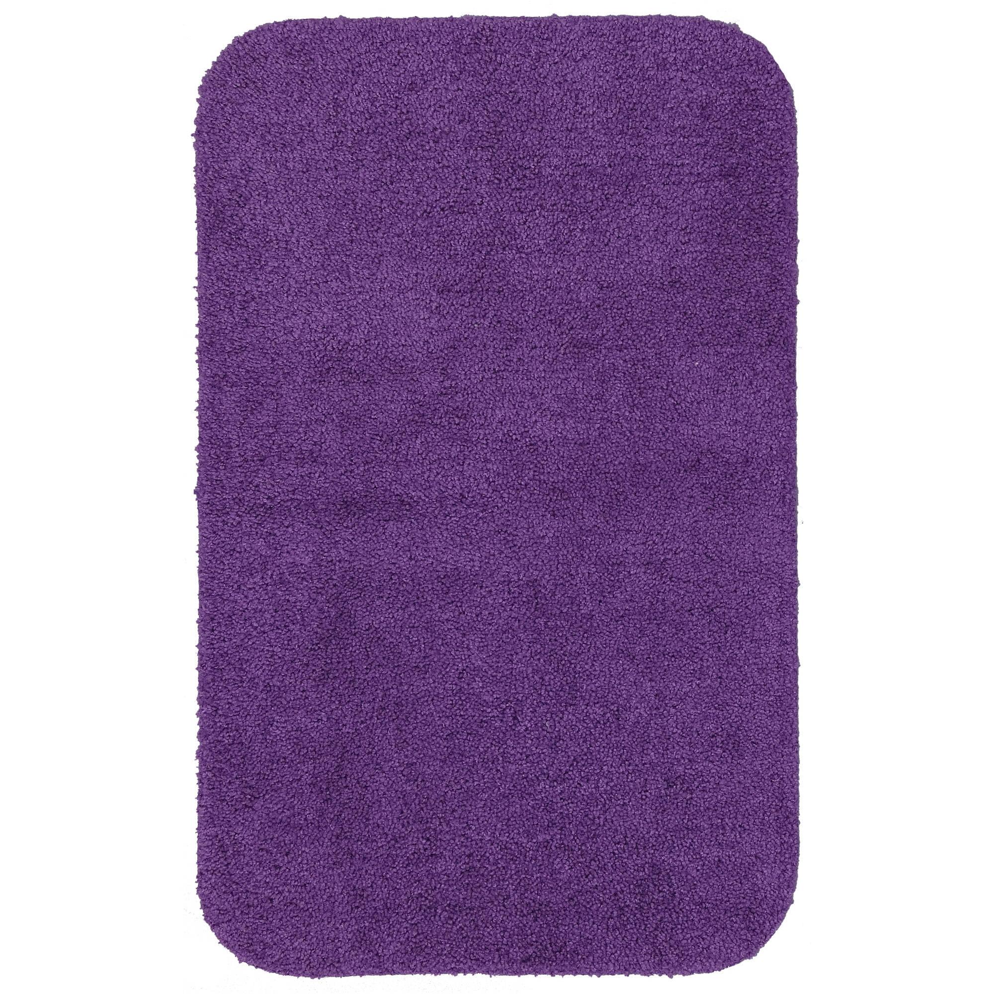 Mainstays Basic Bath Rug, Solid