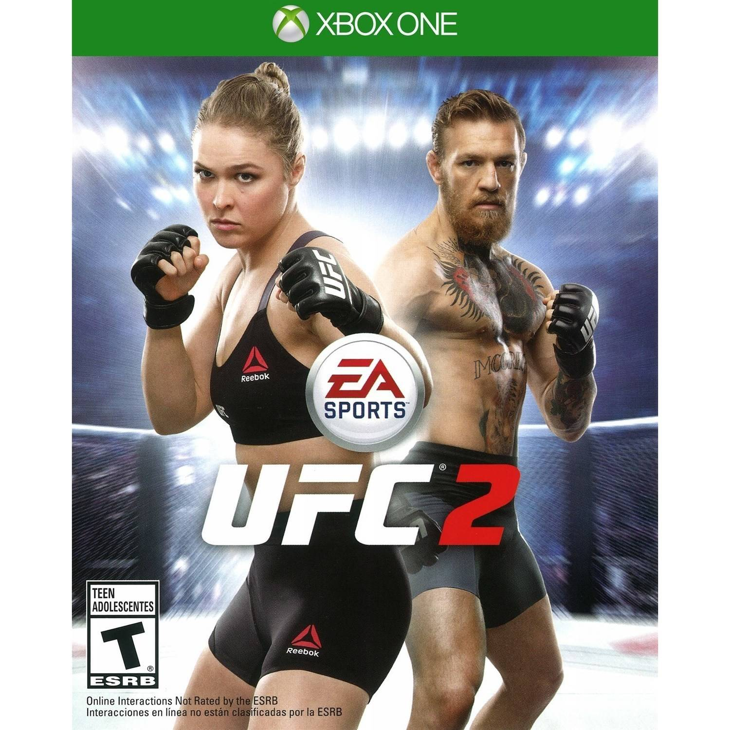 UFC 2, Electronic Arts, Xbox One, 014633734010