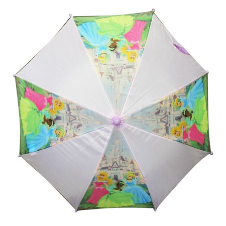 (Disney Princess Aurora, Tiana, and Cinderella Kids Aurora Handle Umbrella)