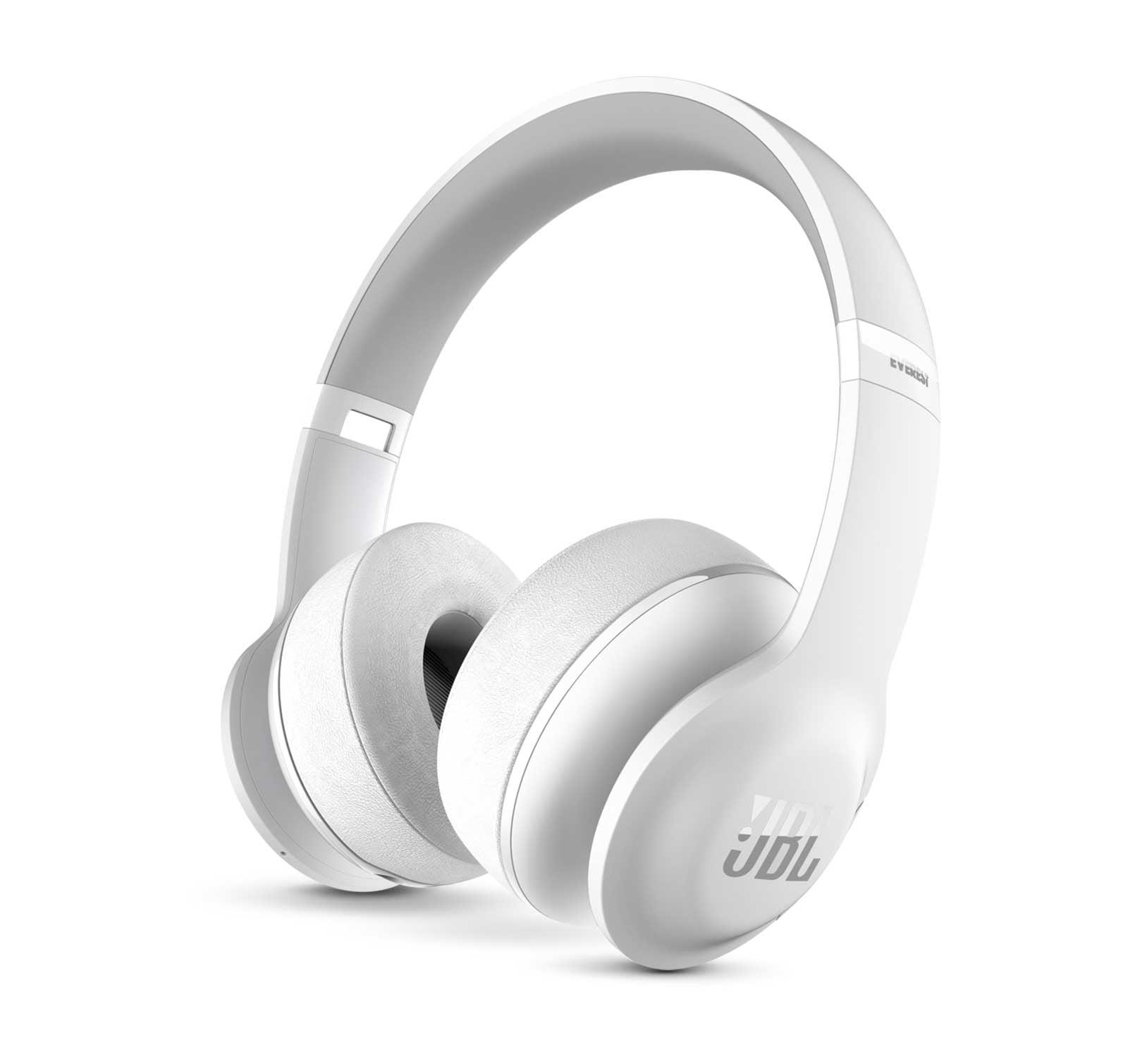 Jbl Everest 300 White Open Box On Ear Wireless Bluetooth Headphones Walmart Com Walmart Com