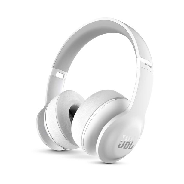 Jbl Everest 300 White Open Box On Ear Wireless Bluetooth Headphones Walmart Com Walmart Com