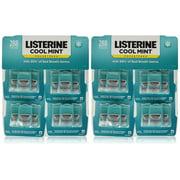 Cool Mint Listerine Pocketpacks 288 Breath Strps (2 Pack)