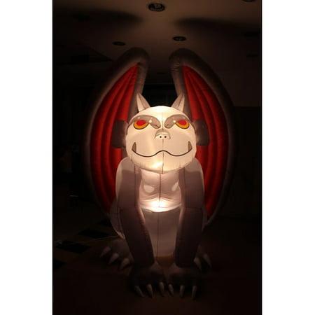 The Holiday Aisle Halloween Inflatable Gargoyle Decoration