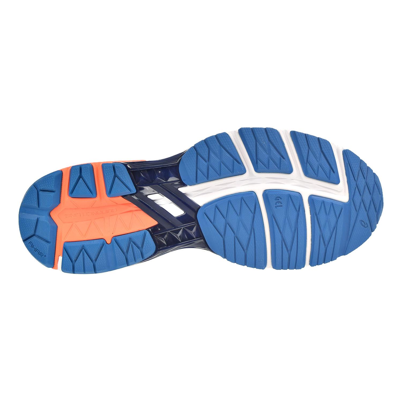 ASICS - Asics GT-1000 5 Men s Shoes Indigo Blue Snow Hot Orange t6a3n-4900  - Walmart.com 0e9ed38856