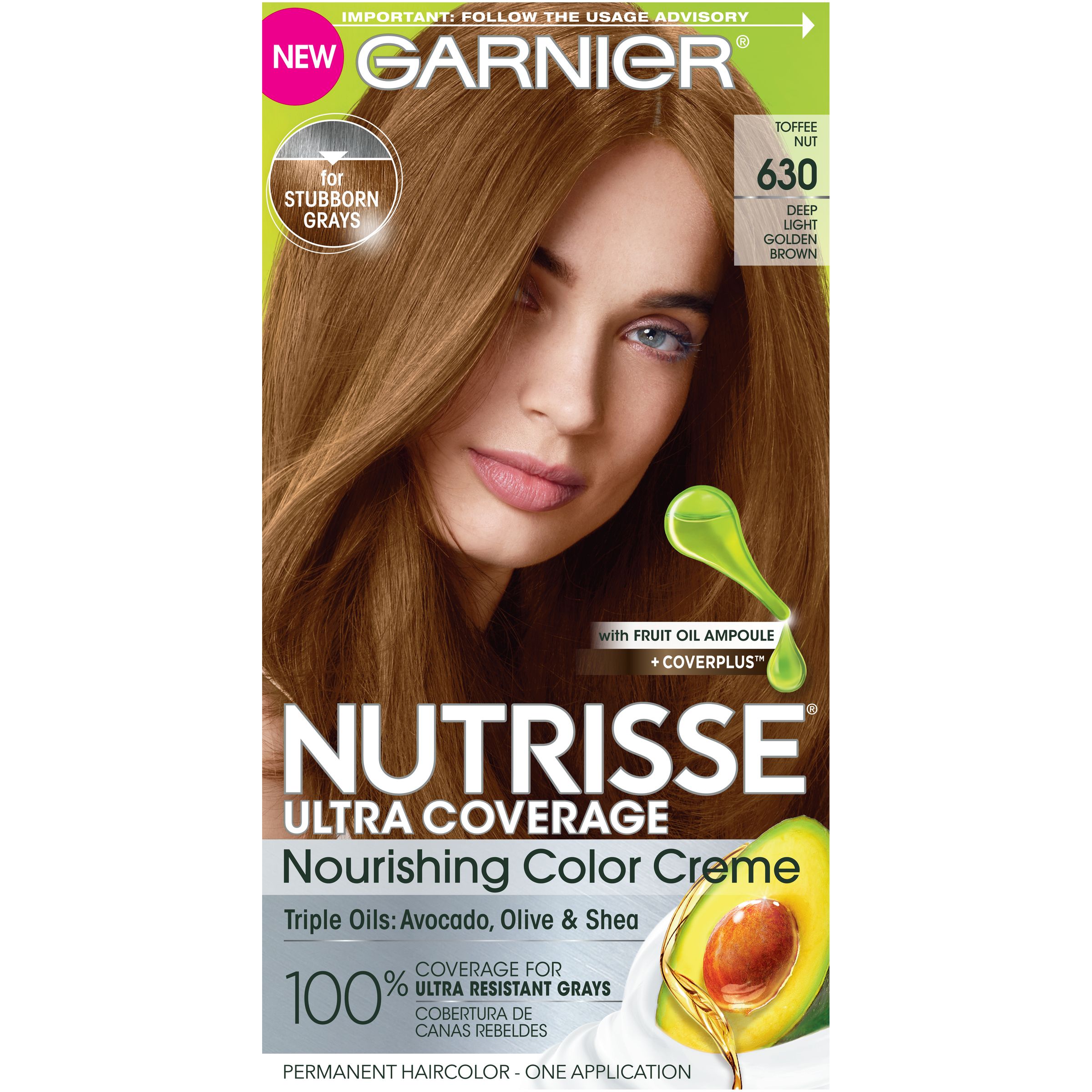 Garnier Nutrisse Ultra Coverage Hair Color