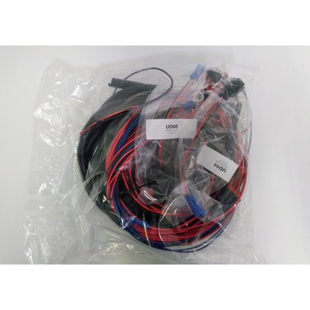 dana/ spicer 10021771 differential locker compressor wiring harness for use  with dana 60 axle