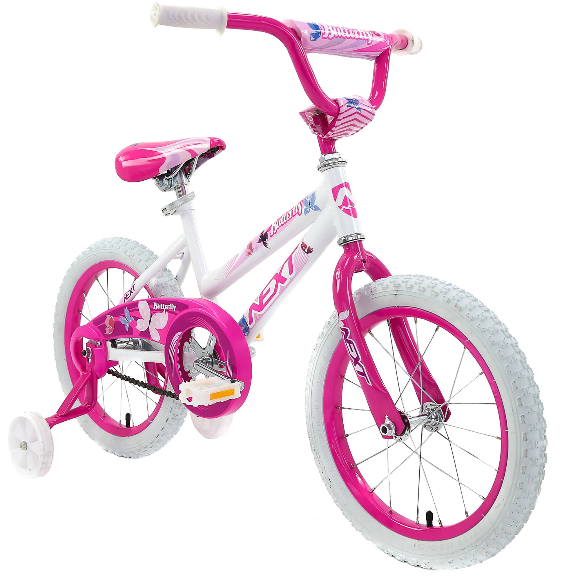 "16"" NEXT Butterfly Bicycle"