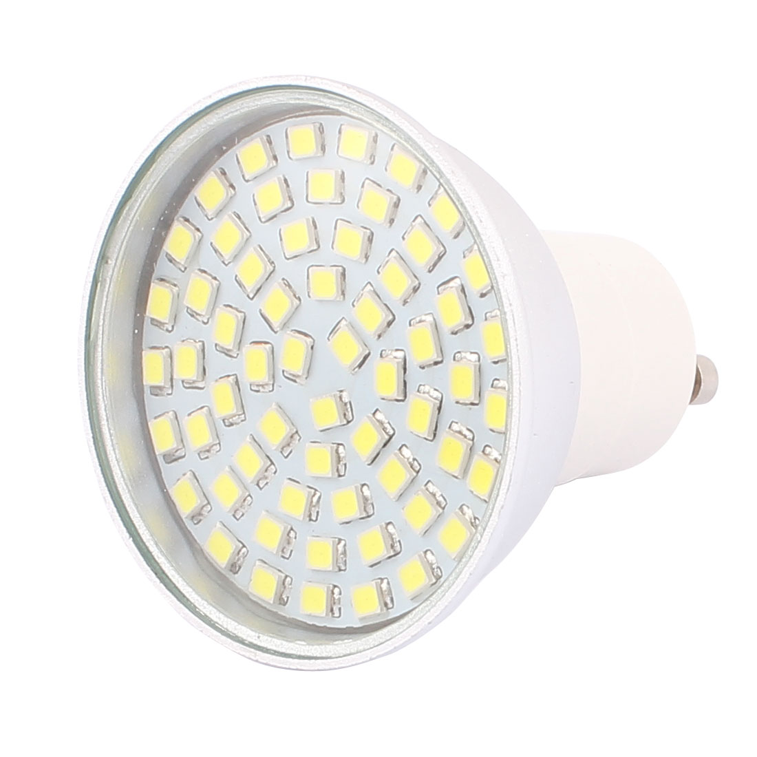 110V GU10  Light 6W 2835 SMD 60 LEDs Spotlight Down Lamp Energy Save White