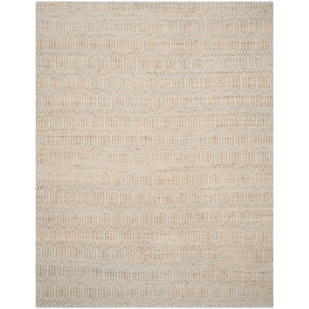 """Safavieh Cape Cod 2'3"""" X 8' Hand Woven Rug in Silver and Natural - image 4 de 6"""