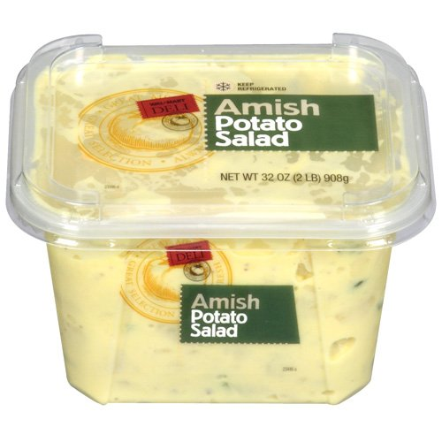 Wal-Mart Deli Amish Potato Salad, 32 oz