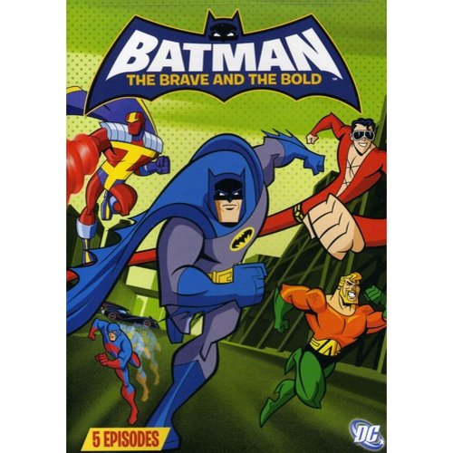 Batman: The Brave And The Bold - Volume 3 (Full Frame)