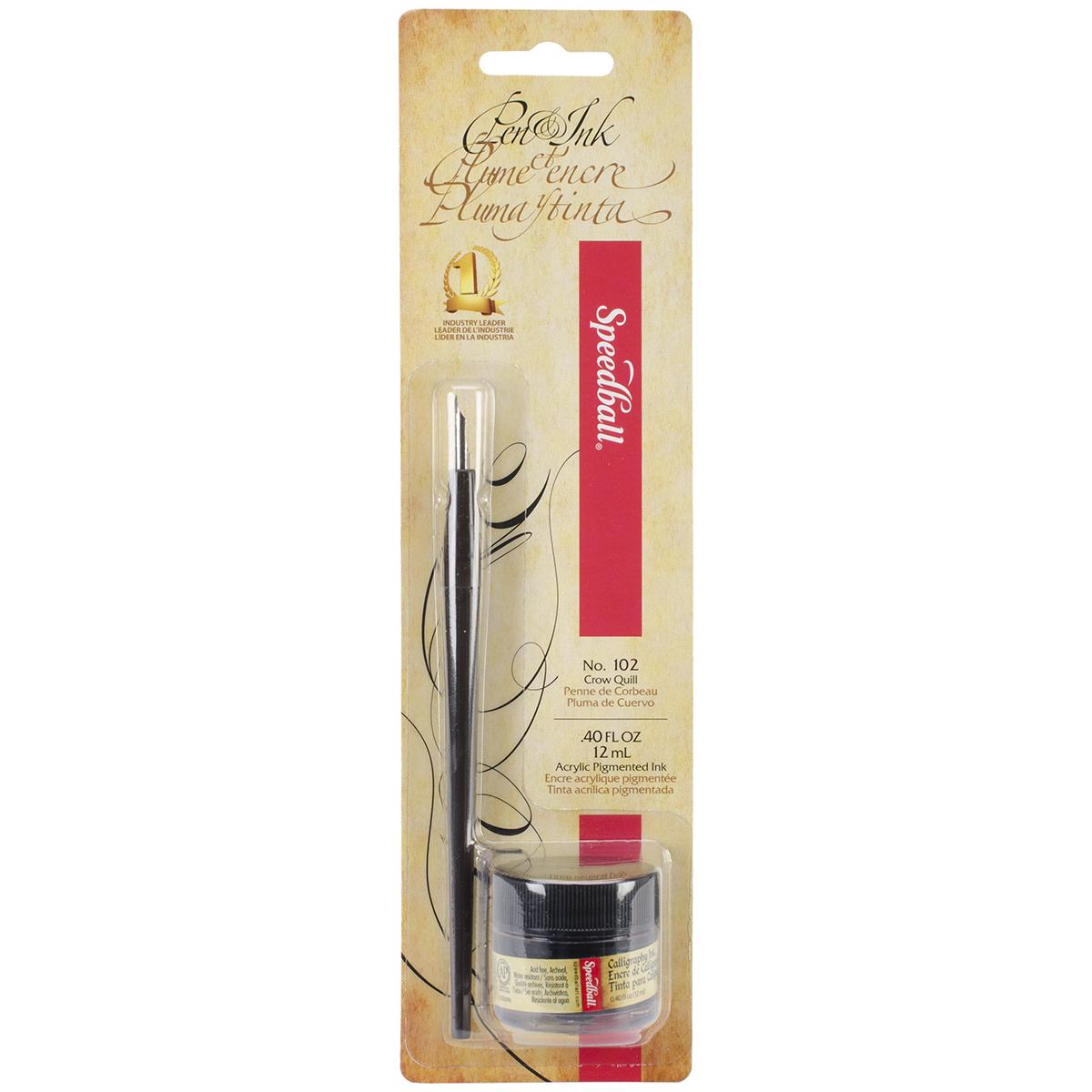 Speedball Calligraphy Pen & Ink Set- - image 1 of 1