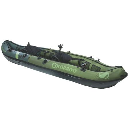 Sevylor Colorado Fish/Hunt 2-Person Inflatable Kayak