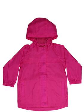 Solid Nylon Rain Slicker Coat (Little Boys & Big Boys)