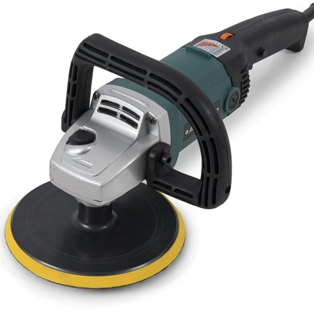 Arksen 7 Quot Variable 6 Speed Electric Car Polisher Buffer