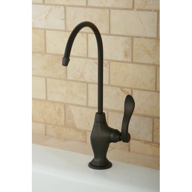 Kingston Brass Designer Oil-rubbed Bronze Single-handle Water Filtration Faucet