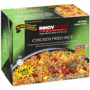 InnovAsian Cuisine Family Size Chicken Fried Rice, 36 oz Box, 2 Count