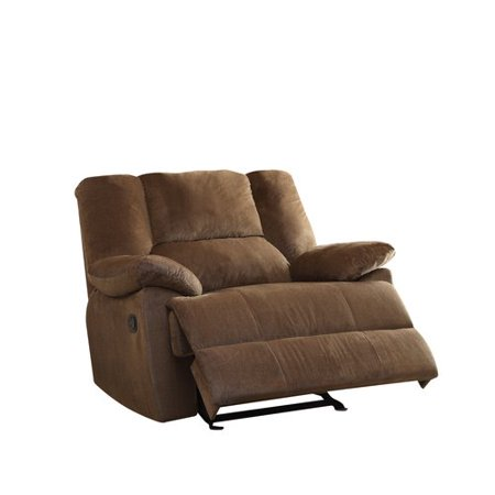 itm glider faux oversized furniture loading room chairs lazy leather image boy is s recliner living for