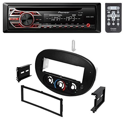 FORD ESCORT MERCURY TRACER 1997 - 2003 CAR STEREO RADIO DASH INSTALLATION MOUNTING KIT W/ WIRING HARNESS