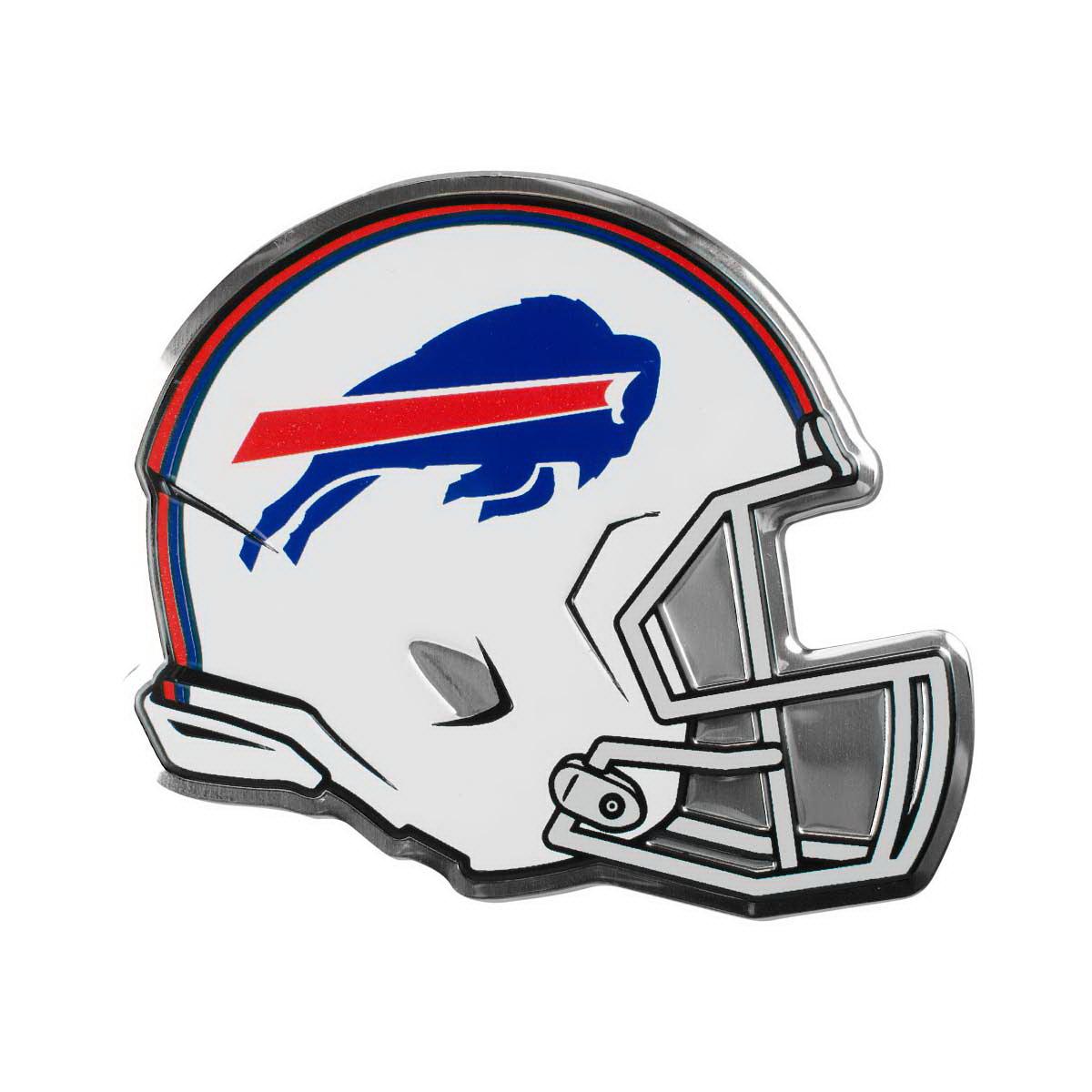 Buffalo Bills Helmet Auto Emblem - (promark)