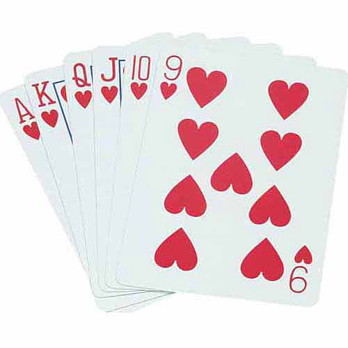 Standard Playing Cards, Pinochle