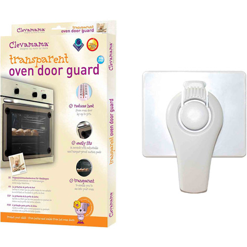 Clevamama Baby Home Safety Oven Guard & Lock Set by Clevamama