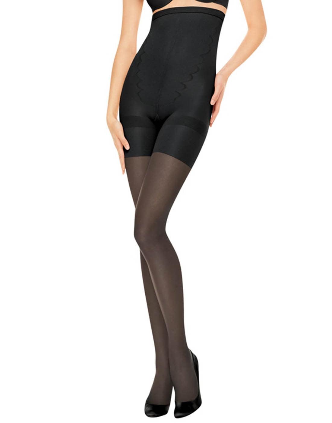 6e5b2ce9dc7 Assets - SPANX Assets 1845 Plus Size High Waist Sheers Firm Tummy Control  Pantyhose - Walmart.com