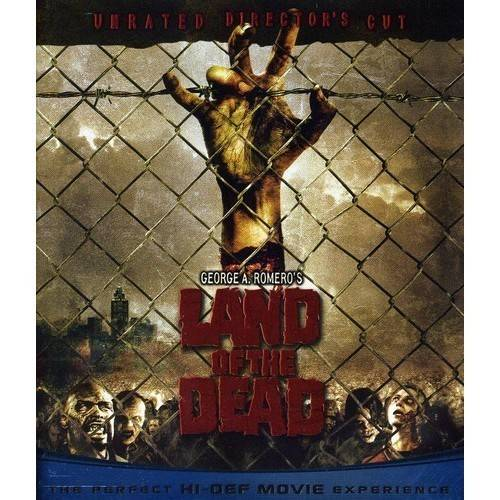 George A. Romero's Land Of The Dead (Unrated Director's Cut) (Blu-ray) (Widescreen)