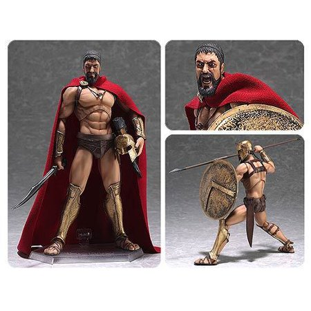 300 Leonidas Figma Action Figure by Good Smile Company