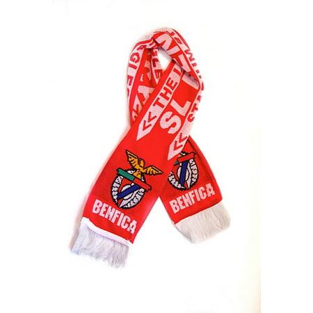 Premiership Soccer Usa Fan Scarf - Benfica Soccer Fan Scarf