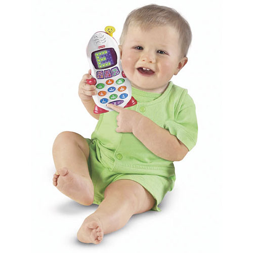 Fisher-Price Laugh & Learn Phone