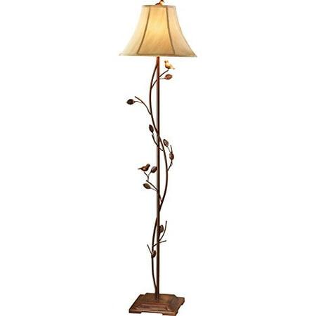 antique birds vines floor lamp walmartcom With floor lamp with vines
