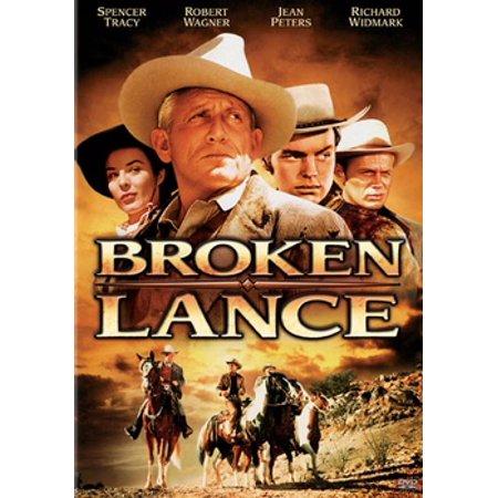 - Broken Lance (DVD)