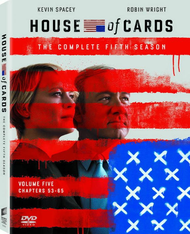House Of Cards: Season Five by Sony Pictures