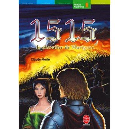 1515, le chevalier de Marignan - eBook ()
