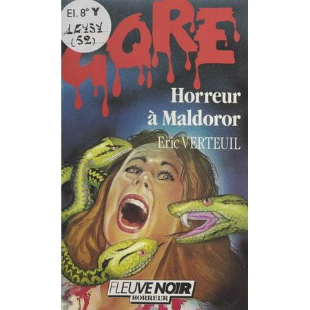 Horreur à Maldoror - eBook (Musique D'halloween Horreur)