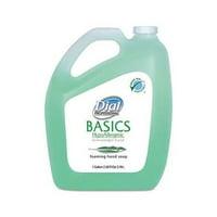 Dial Basics Foaming Hand Soap With Aloe Refill, 1 Gallon