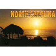 North Carolina Postcard- Coastel Sunset (500 Units Included)