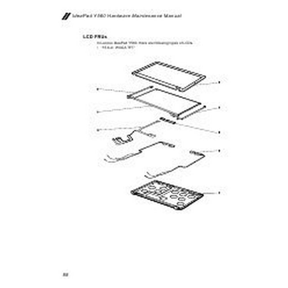 LENOVO 11011964 Lenovo IdeaPad Y560 Intel Laptop