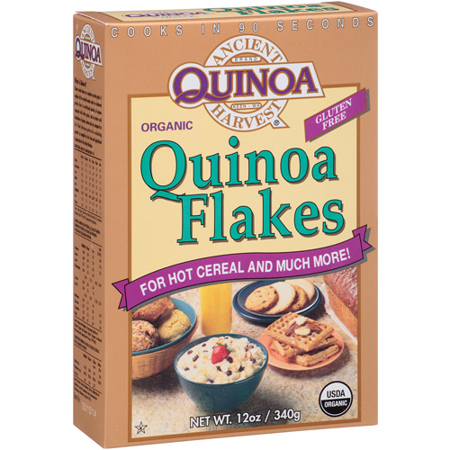 Ancient Harvest Organic Quinoa Flakes, 12 oz, (Pack of, 12)